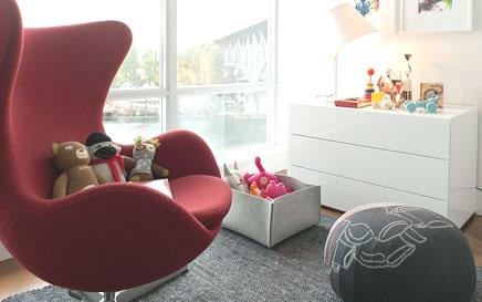 Sillones Vintage Modernos. Muebles Restaurados Amarillo. Muebles De ...